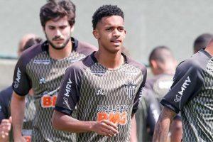 Jovem Borrero será emprestado pelo Atlético