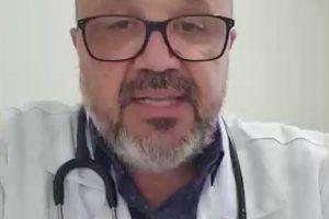 Diretor do HCL reafirma: prefeituras precisam adotar tratamento precoce para COVID-19