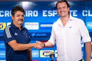 Ney Franco assume Cruzeiro para tentar erguer o time