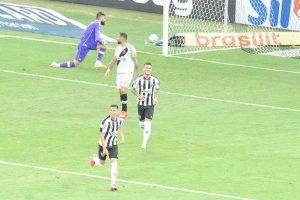 Atlético aplica goleada no Vasco