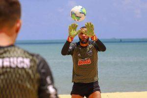 Atlético inicia preparação para encarar o Goiás