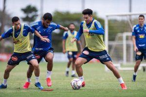 Com quatro novidades Cruzeiro está pronto para enfrentar o Operário
