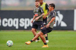 Atlético inicia preparação para sequência do Brasileirão