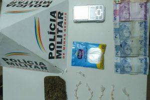 Plantão PM: Mais drogas apreendidas em Manhuaçu