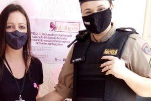 Patrulha preventiva da PM participa de ação no Creas