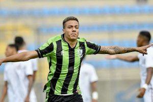 Jovem atacante do América é convocado para Seleção Brasileira Sub-20