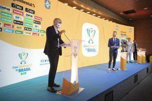 Copa do Brasil: O América enfrentará o Corinthians