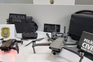 Polícia Civil usará drones na fiscalização do pleito eleitoral de 2020