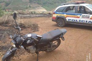 Plantão PM: Motocicleta e celular recuperados