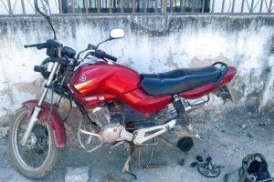 Duas motocicletas são recuperadas pela PM
