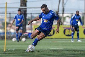 Pottker fica fora de jogos do Cruzeiro contra Botafogo-SP e Guarani
