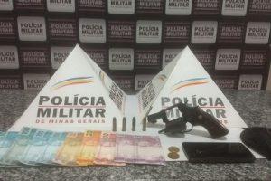 PM na região: Drogas apreendida em Sericita; Envolvido em tentativa de homicídio é preso