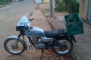 PM na região: Duas motocicletas recuperadas