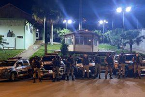 REGIÃO: PM realiza operação de prevenção para coibir explosões de caixas eletrônicos