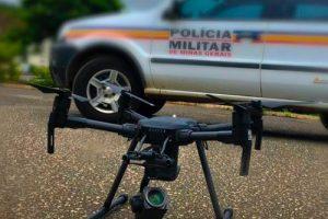 Tecnologia/Segurança: PM adquire drone para operações policiais