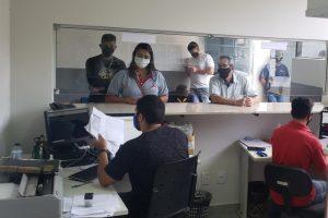 Setor de veículos da Ciretran Manhuaçu aumenta efetivo para atender demanda