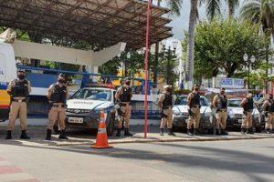 Operação natalina é lançada pela Polícia Militar