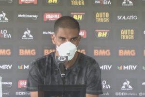 Léo Silva dirige delegação atleticana por conta de Covid-19