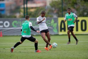Pós-Covid: Vários jogadores voltam a treinar no Atlético