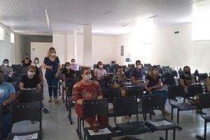 Enfermeiros das ESF's de Manhuaçu participam de capacitação