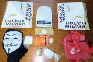 Plantão PM: Drogas são apreendidas na região