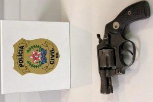 Acusado de participação em homicídio em Simonésia é preso pela PC
