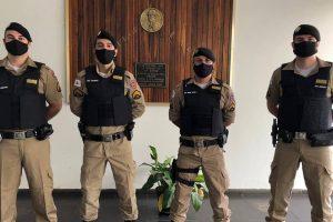 11º BPM recebe novos sargentos para atuar na região