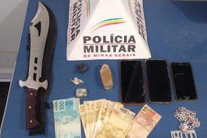 Foragido da Justiça é preso na zona rural de Manhuaçu