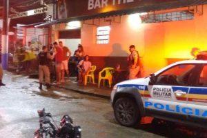 Bares de Manhuaçu são fiscalizados