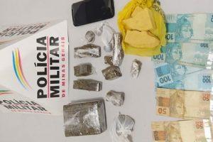 PM na região: Armas, drogas e munições apreendidas em 3 cidades