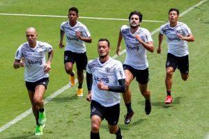 Tardelli se prepara para volta aos jogos no Atlético