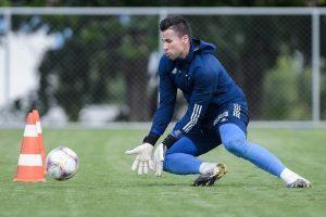 Cruzeiro fecha preparação para jogo contra o Cuiabá