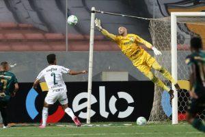 Copa do Brasil: Palmeiras elimina América com 2 a 0