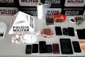 Plantão PM: Homicídio é cometido em Manhuaçu; Drogas e prisão na região