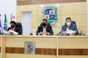 Câmara de Manhuaçu aprova dois projetos de lei e quatro projetos de resolução