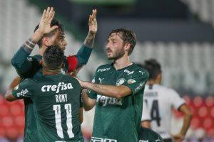 Libertadores: Palmeiras empata fora de casa