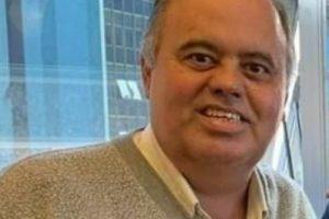 Paulinho Carvalho, de Simonésia, morre de Covid-19, em BH