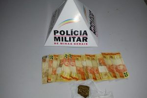 PM recebe denúncia e prende traficante em Espera Feliz