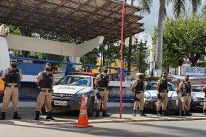 Manhuaçu: PM da início a Operação Férias Seguras