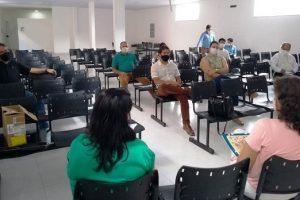 Manhuaçu discute a adoção de protocolos contra a Covid-19 com municípios da Comarca