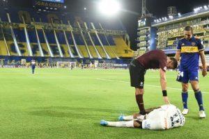 Libertadores: Santos fica no empate sem Gols com o Boca