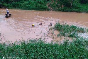 Afogamentos: Bombeiros procuram vítima em Santana; Corpo é resgatado no Coqueiro Rural