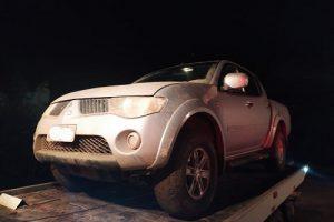 Espera Feliz: PM recupera carro roubado e apreende arma