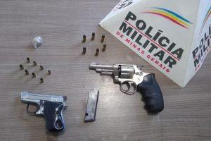 PM em ação: Drogas, armas apreendidas e prisões