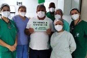 Manhuaçu: Vereador Carlinhos da Mercearia vence a Covid-19