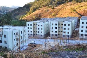 Obras do antigo Minha Casa, Minha Vida são retomadas em Manhuaçu