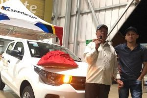 Gardingo Atacarejo sorteia carro zero quilômetro em Matipó