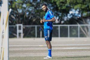 Cruzeiro faz primeiro treino após saída de Felipão