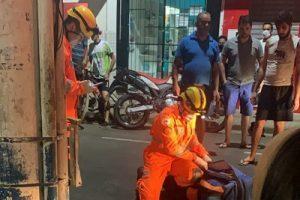 Grave acidente mata motociclista em Manhuaçu