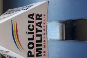 Manhuaçu: PM prende foragido da justiça e recupera celular furtado